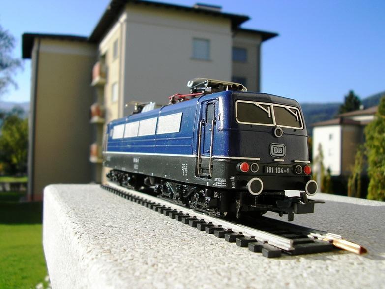Trix DB BR 181 104-1 8398106vvu