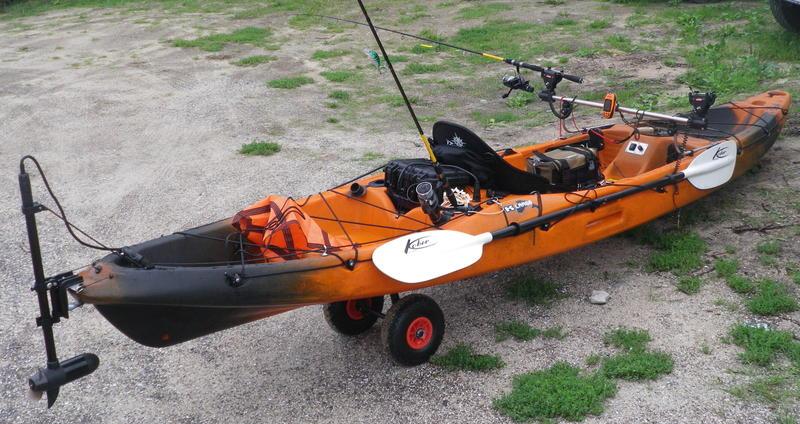 Das 1 Kayak Angelforum Thema Anzeigen Pimp My Rtm K Largo