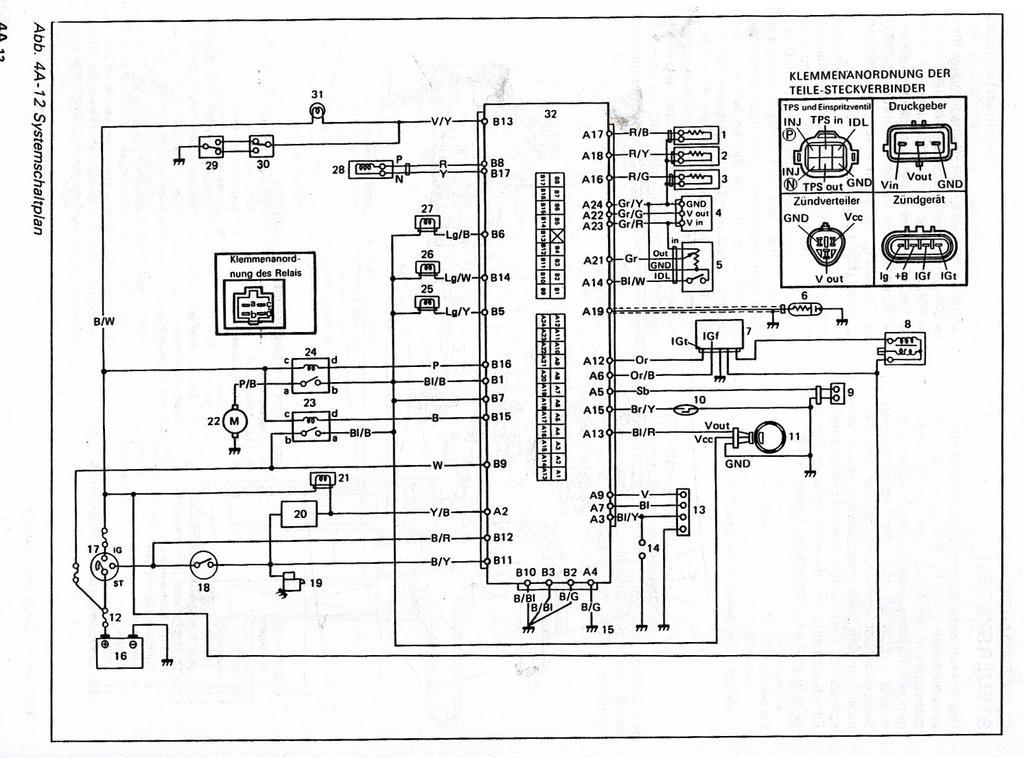 Atemberaubend 1987 Suzuki Samurai Schaltplan Zeitgenössisch ...