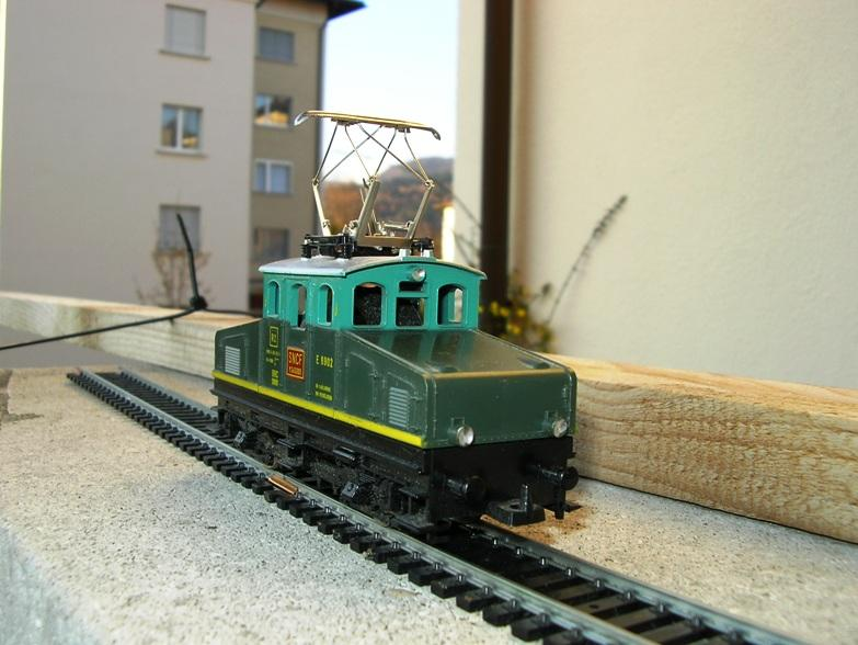 Baureihe E 424 der FS 8434825qtb
