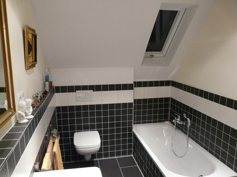 badezimmer platten berstreichen. Black Bedroom Furniture Sets. Home Design Ideas