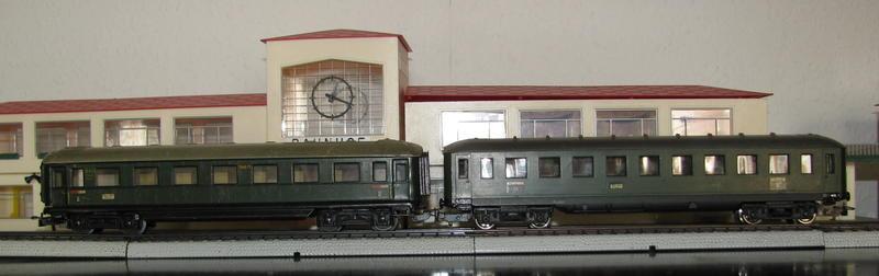 Alte Schürzenwagen im Vergleich 8488310yiz