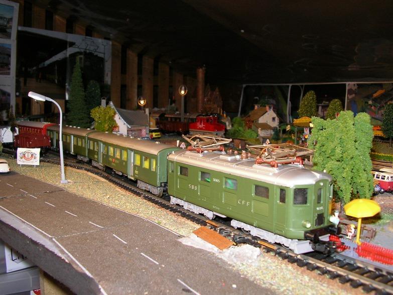Ein Kleinbahn Nachmittag mit Modellen nach Schweizer Vorbild 8499156jko