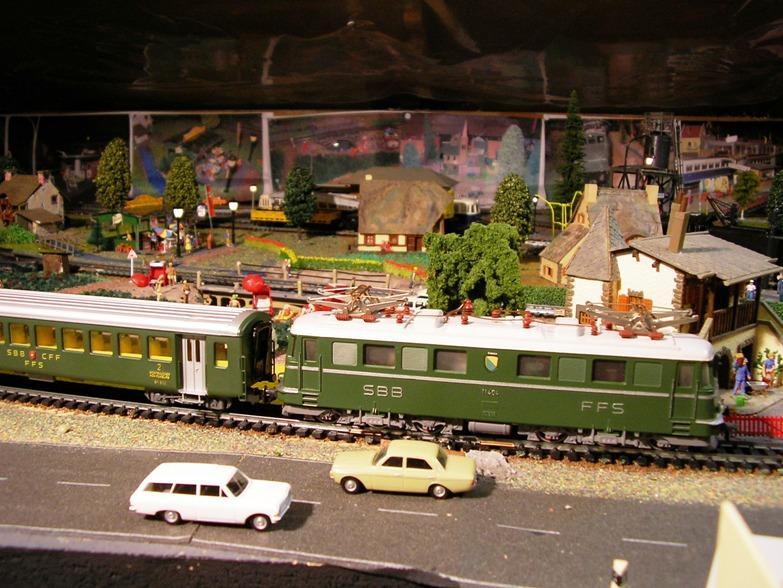 Ein Kleinbahn Nachmittag mit Modellen nach Schweizer Vorbild 8499187ctl