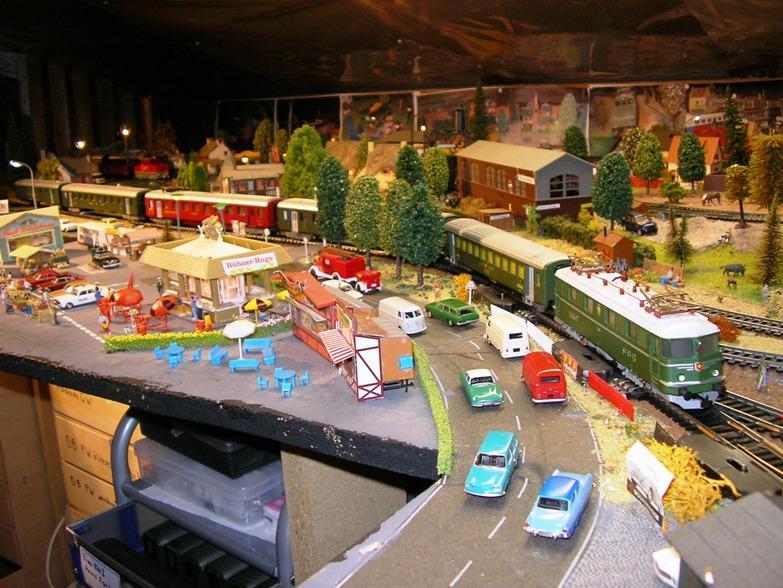 Ein Kleinbahn Nachmittag mit Modellen nach Schweizer Vorbild 8499188lls