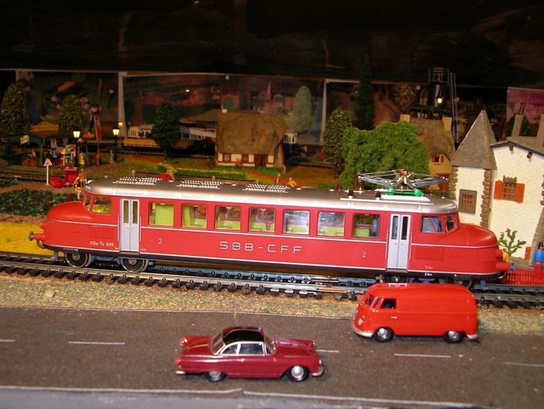 Ein Kleinbahn Nachmittag mit Modellen nach Schweizer Vorbild 8499218ril