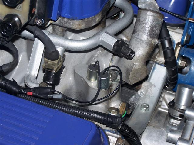 RangeRover Bj12/88 - 4.2l V8 - EDIS - www.MegaSquirt.de