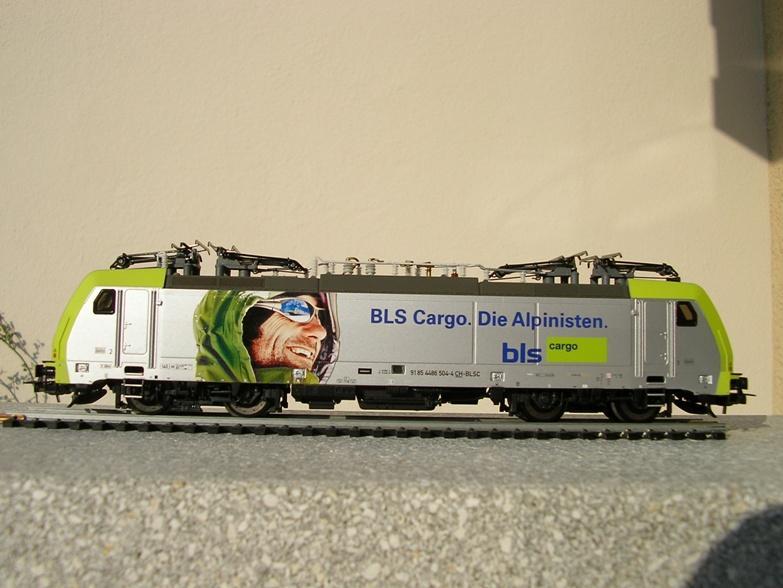 """BLS Re 486 """"Die Alpinisten"""" 8512557btn"""