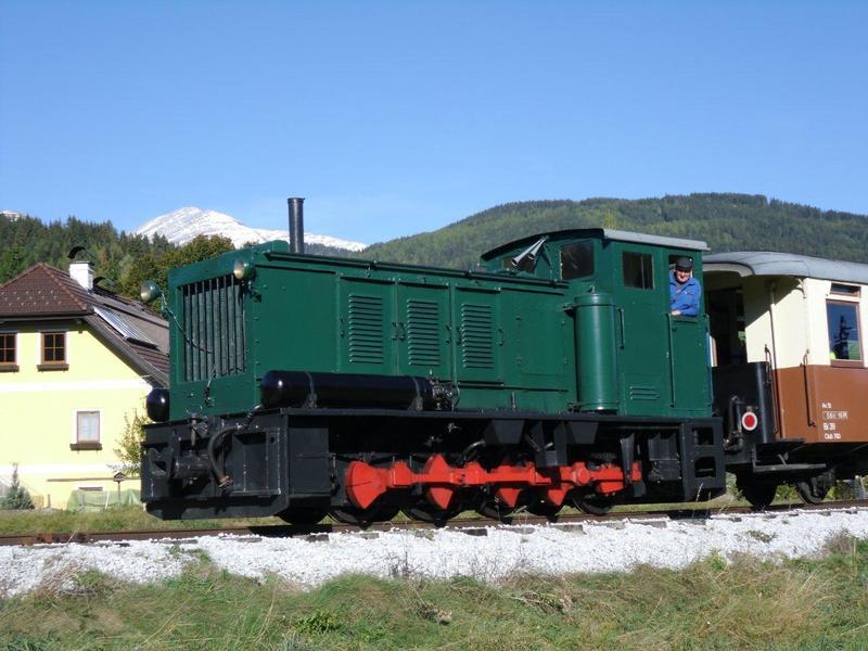 Taurachbahn: HF 200 im Personenverkehr-Einsatz 8521703zjw