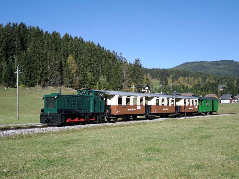Taurachbahn: HF 200 im Personenverkehr-Einsatz 8521706qim