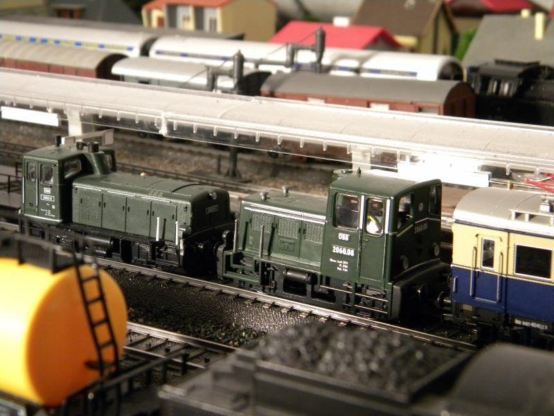 Hellau: Kleinbahnmaterial auf 3L-Gleisen von Märklin 8558405ojy