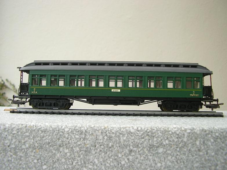 Electrotren MZA Personenwagen 8562547ptl