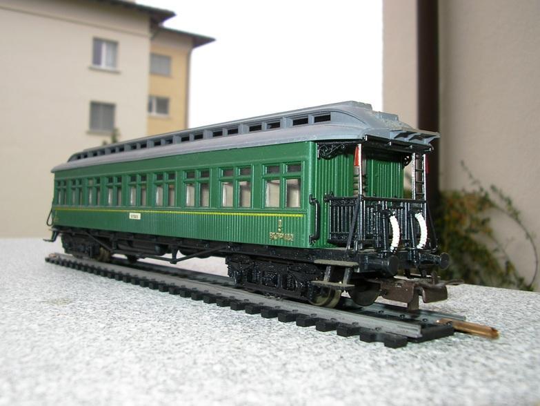 Electrotren MZA Personenwagen 8562549dat