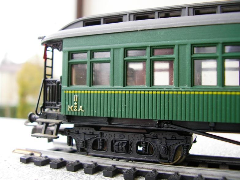 Electrotren MZA Personenwagen 8562552anw