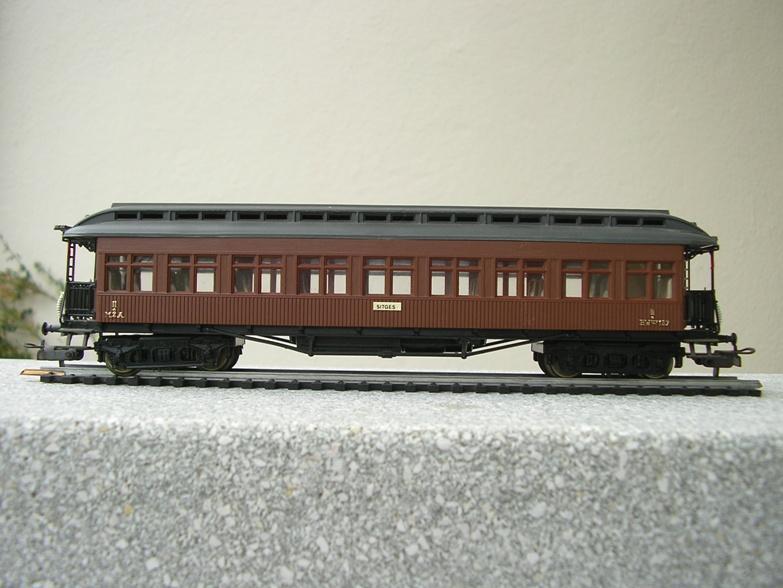 Electrotren MZA Personenwagen 8562566dvv