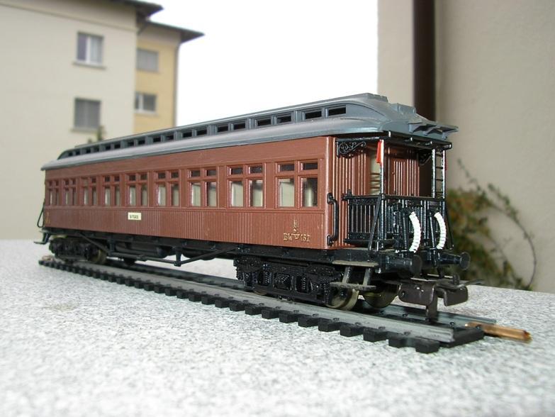 Electrotren MZA Personenwagen 8562567iip