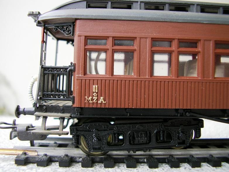 Electrotren MZA Personenwagen 8562569puq
