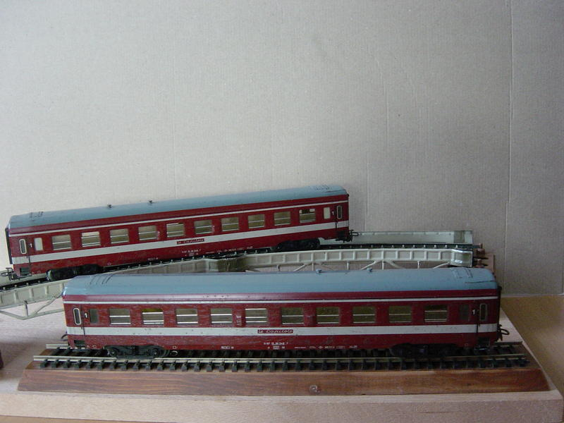 "D-Zug Wagen der SNCF ""Capitole"" Art.Nr. 4075 8580571exk"