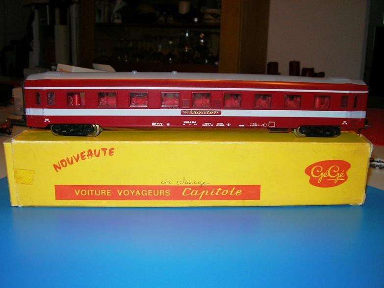 """D-Zug Wagen der SNCF """"Capitole"""" Art.Nr. 4075 8585475hvy"""