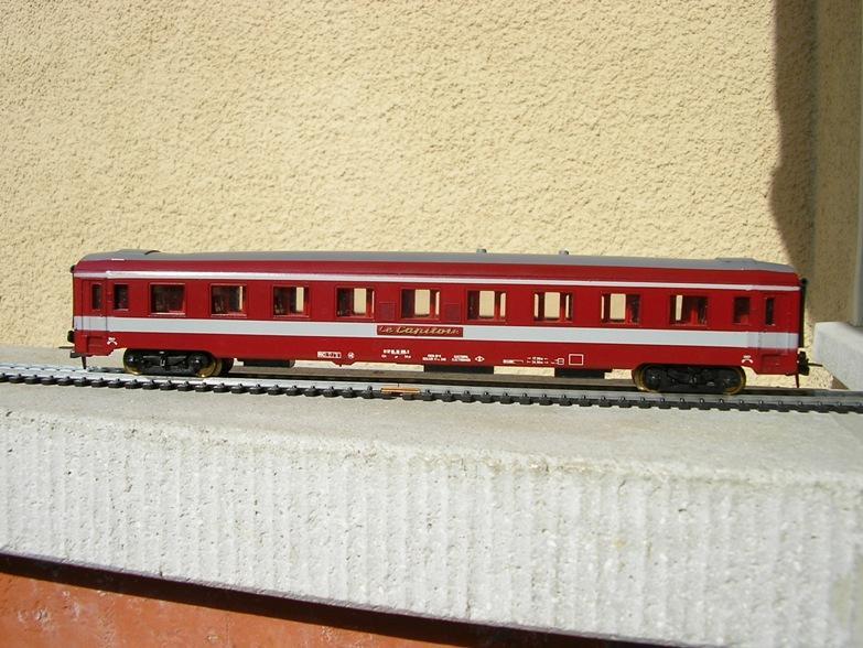 """D-Zug Wagen der SNCF """"Capitole"""" Art.Nr. 4075 8585476rzh"""