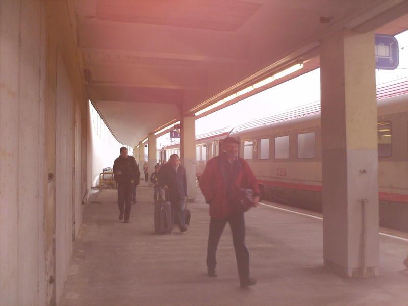 Eisenbahnmuseum Strasshof (Silberwald) - Die Anreise 8594506snn