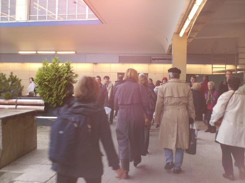 Eisenbahnmuseum Strasshof (Silberwald) - Die Anreise 8594507uja