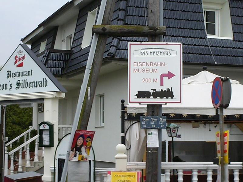 Eisenbahnmuseum Strasshof (Silberwald) - Die Anreise 8594512ckv
