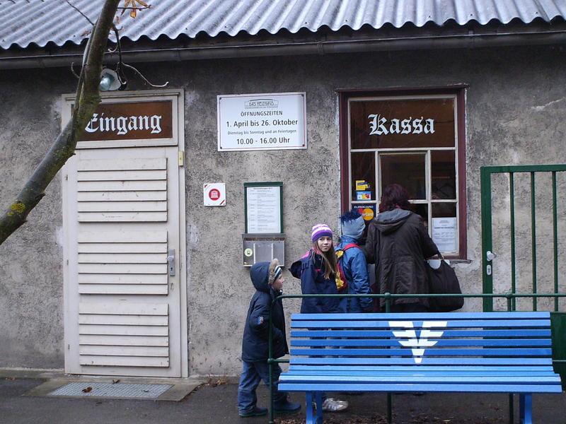 Eisenbahnmuseum Strasshof (Silberwald) - Die Anreise 8594517mjs