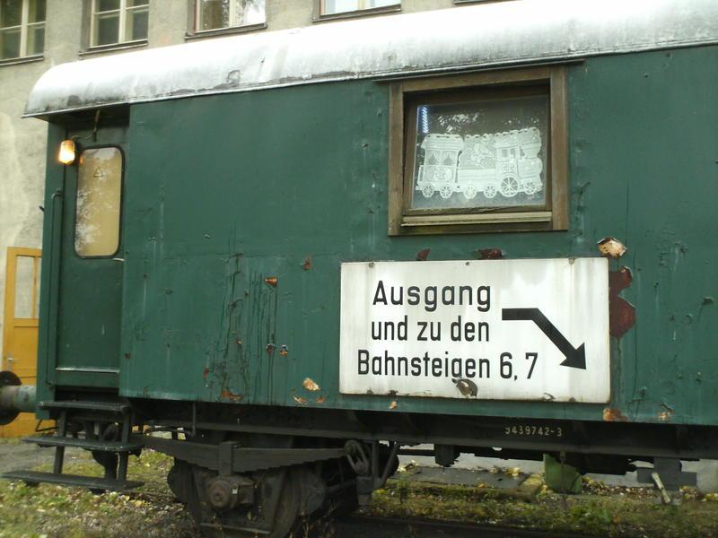 Eisenbahnmuseum Strasshof (Silberwald) - Die Anreise 8594623ibq