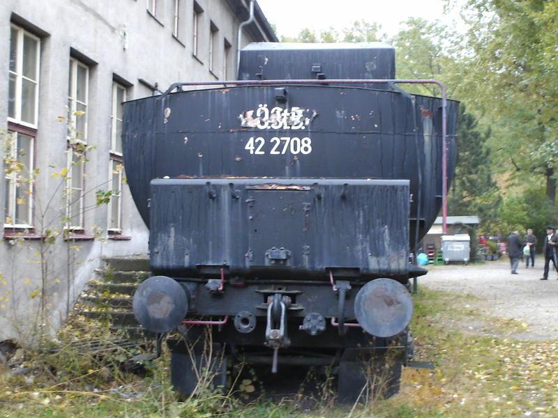 Eisenbahnmuseum Strasshof (Silberwald) - Die Anreise 8594626eju
