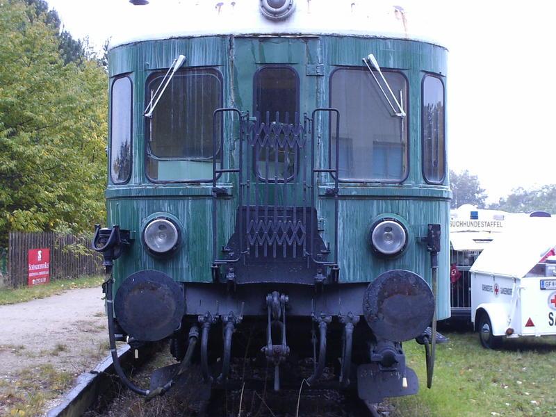 Eisenbahnmuseum Strasshof (Silberwald) - Die Anreise 8594627aha