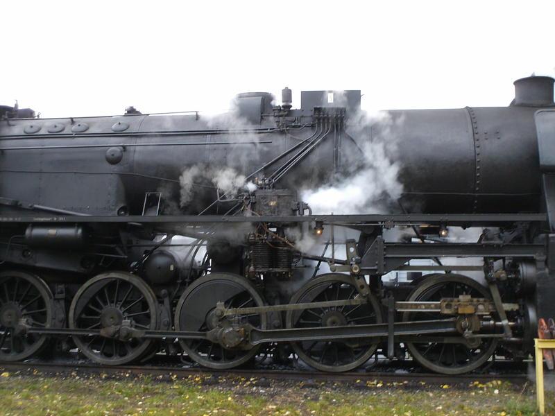 Eisenbahnmuseum Strasshof (Silberwald) - Die Anreise 8594630ash