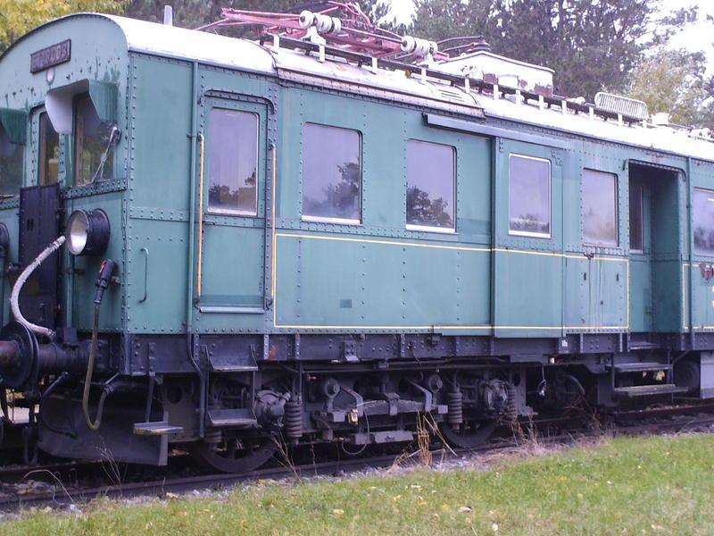 Eisenbahnmuseum Strasshof (Silberwald) - Die Anreise 8594633flw