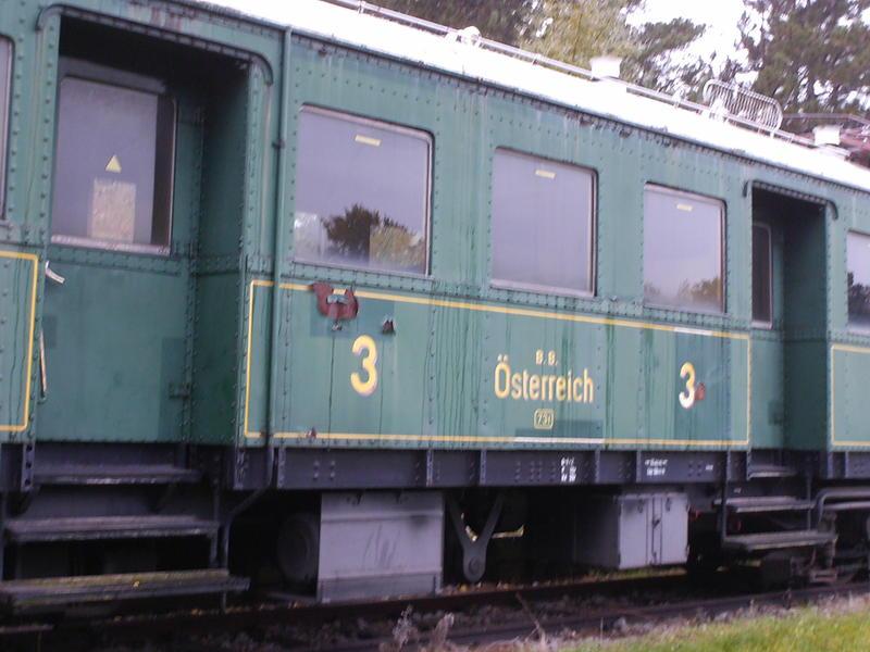 Eisenbahnmuseum Strasshof (Silberwald) - Die Anreise 8594657hat