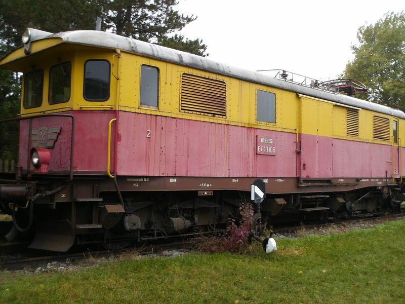 Eisenbahnmuseum Strasshof (Silberwald) - Die Anreise 8594658sut