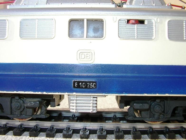 DB E 10 250 (Guss) 8609407jvu