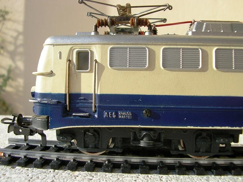 DB E 10 250 (Guss) 8609409rwa