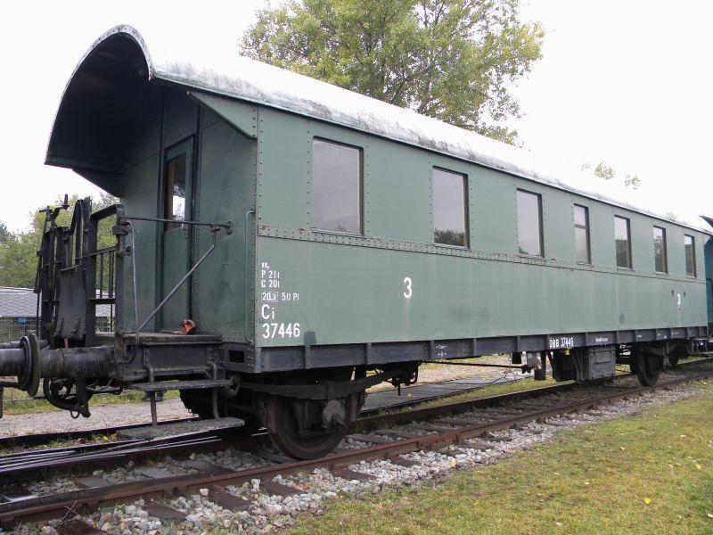 Eisenbahnmuseum Strasshof (Silberwald) - Teil III (Aussenbereich - Großteils Wagen) 8628527nug