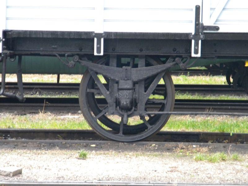 Eisenbahnmuseum Strasshof (Silberwald) - Teil III (Aussenbereich - Großteils Wagen) 8628532cgi