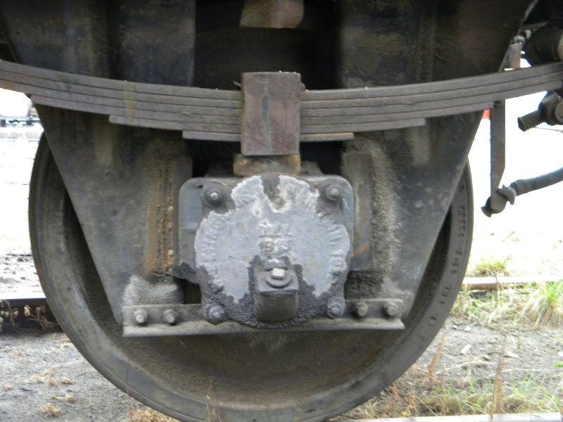 Eisenbahnmuseum Strasshof (Silberwald) - Teil III (Aussenbereich - Großteils Wagen) 8628533jxa