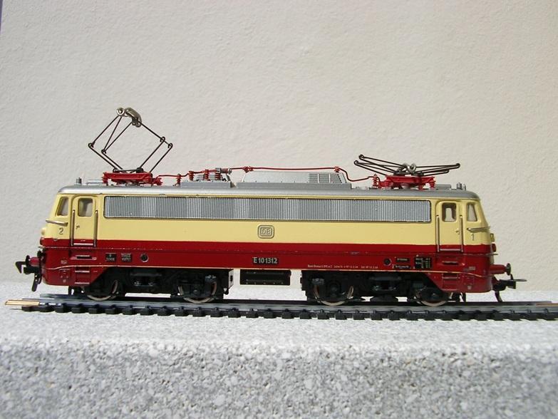 DB E 10 1312 Bügelfalte TEE (Guss) 8628575hos