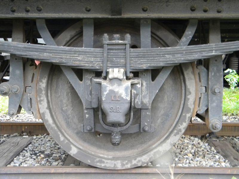 Eisenbahnmuseum Strasshof (Silberwald) - Teil III (Aussenbereich - Großteils Wagen) 8628639tqr