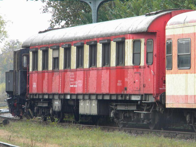 Eisenbahnmuseum Strasshof (Silberwald) - Teil III (Aussenbereich - Großteils Wagen) 8628641teo