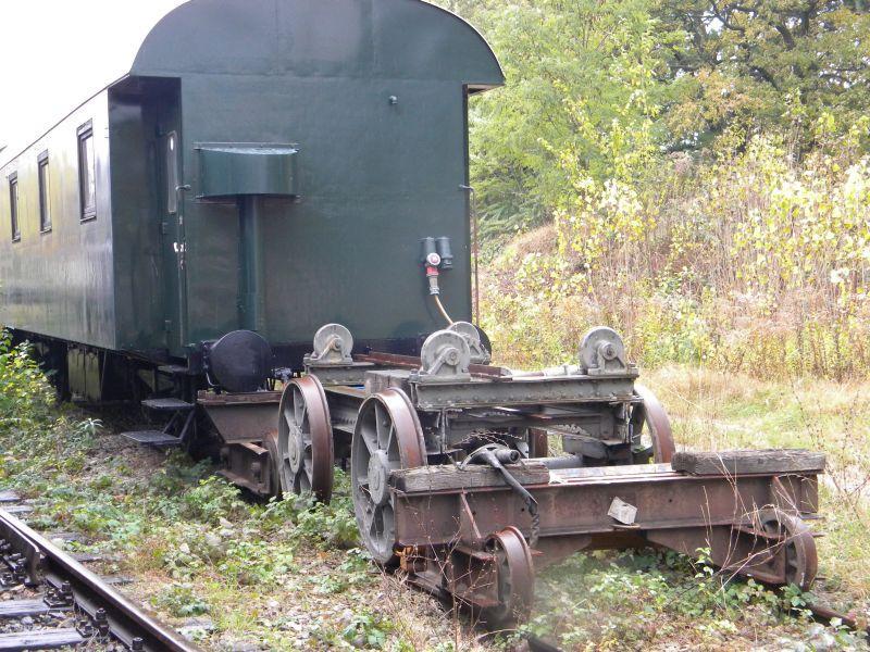 Eisenbahnmuseum Strasshof (Silberwald) - Teil III (Aussenbereich - Großteils Wagen) 8628674qwi