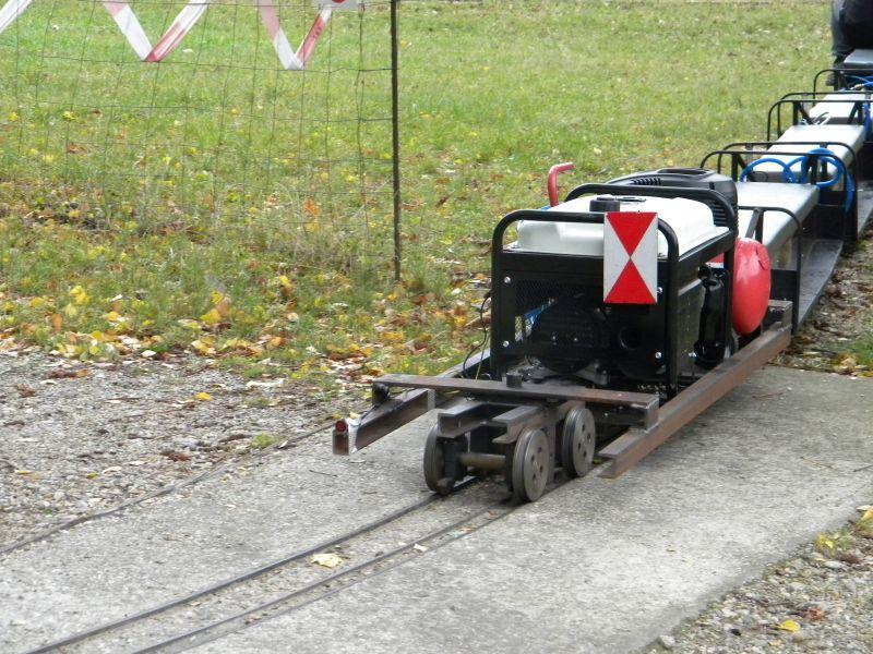 Eisenbahnmuseum Strasshof (Silberwald) - Teil III (Aussenbereich - Großteils Wagen) 8628687ued