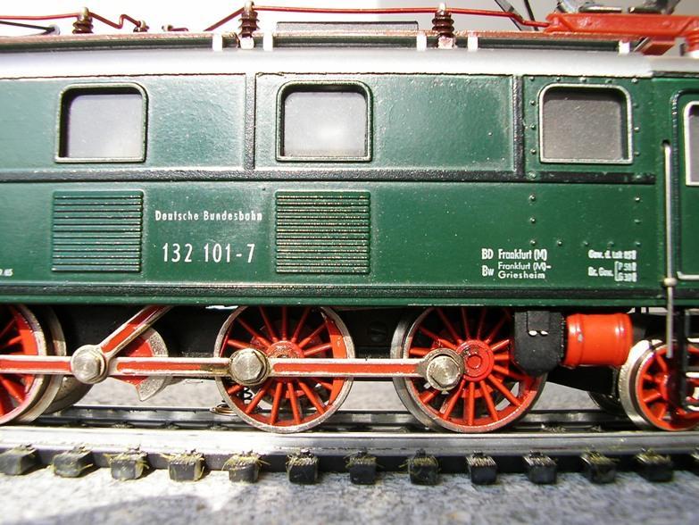 DB E 132 101-7 8650618cte