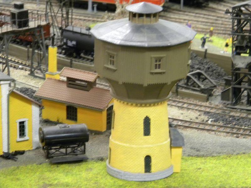 Modellbahnanlage vom Eisenbahnmuseum Strasshof 8684246vvw