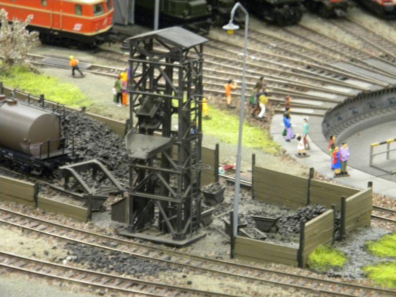 Modellbahnanlage vom Eisenbahnmuseum Strasshof 8684248jkx