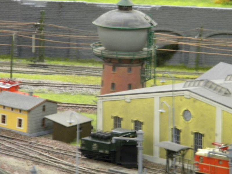 Modellbahnanlage vom Eisenbahnmuseum Strasshof 8684249naf