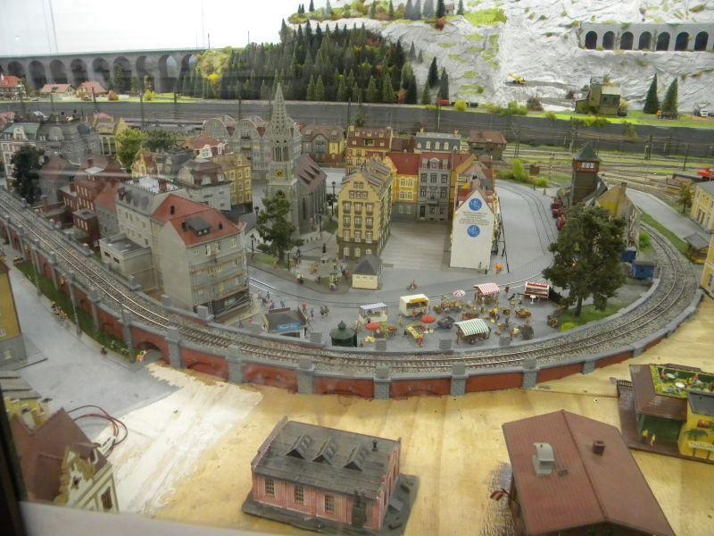 Modellbahnanlage vom Eisenbahnmuseum Strasshof 8684267rug